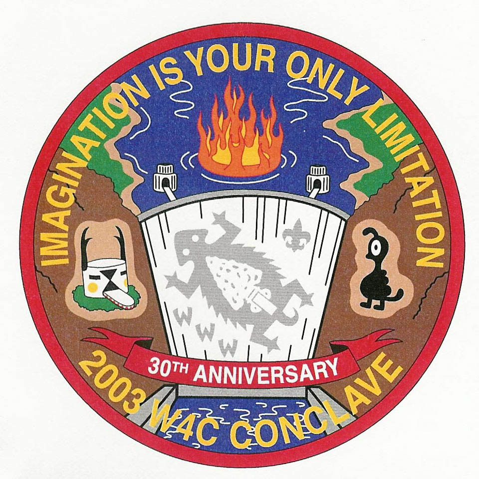 2003 Section W4C Conclave Patch