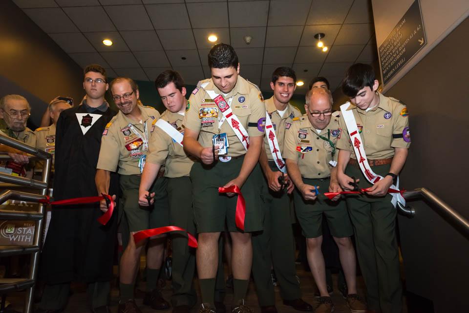 2015 NOAC GEO Ribbon Cutting