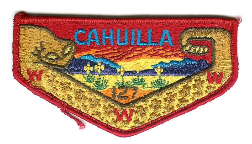 Cahuilla S-2