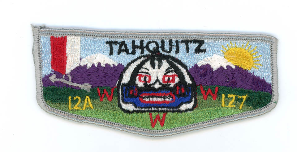Tahquitz Lodge Pocket Flap