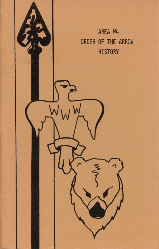 Area 4 History - First Edition First Printing