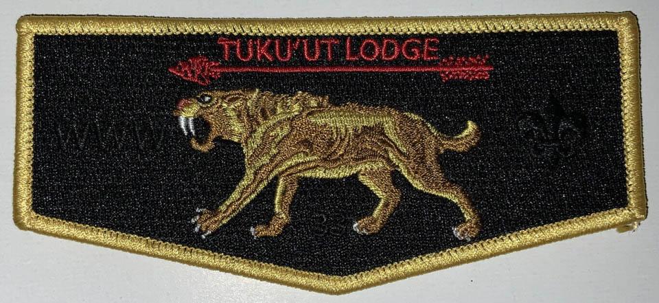 Tuku'Ut Lodge Pocket Flap