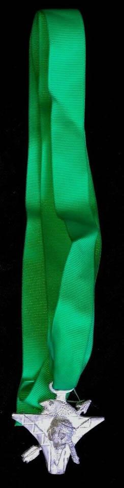 Navajo Lodge Medal
