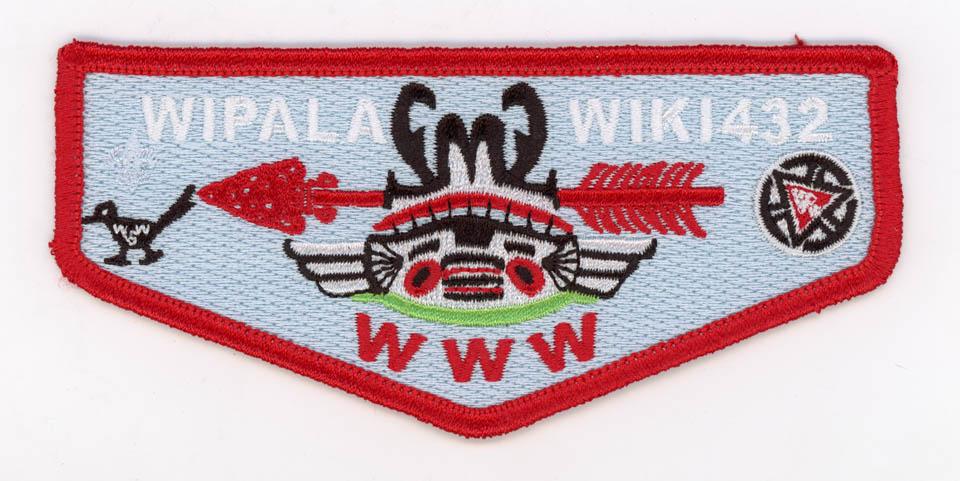 Wipala Wiki - 2015 Centennial Pocket Flap