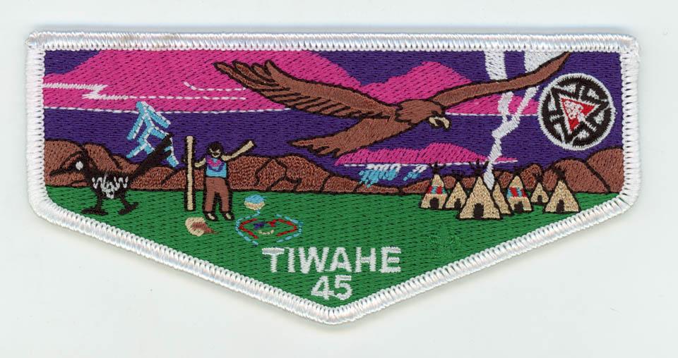 Tiwahe Lodge - 2015 Centennial Pocket Flap