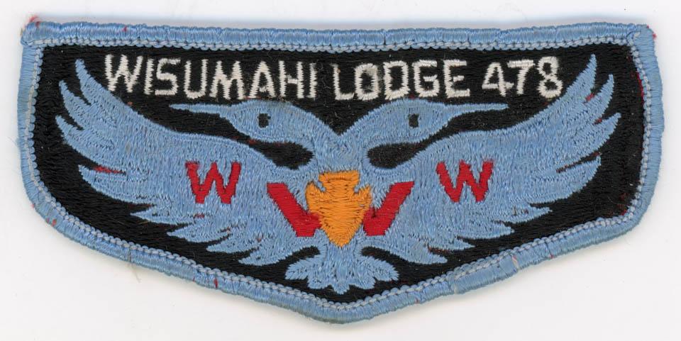 Wisumahi Lodge Flap