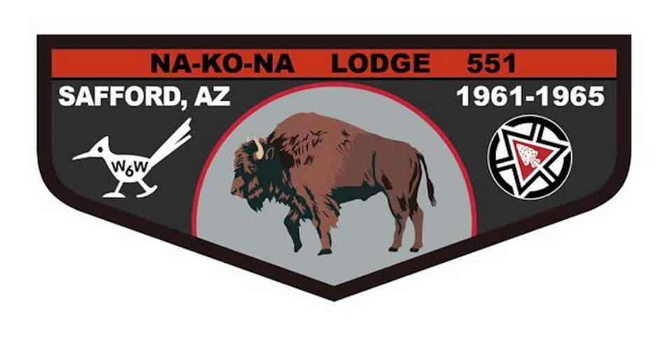 Na-Ko-Na Lodge # 551 Historial 2015 Centennial Issue