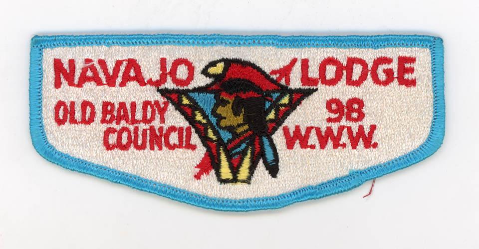 Navajo 98 - S2 Pocket Flap